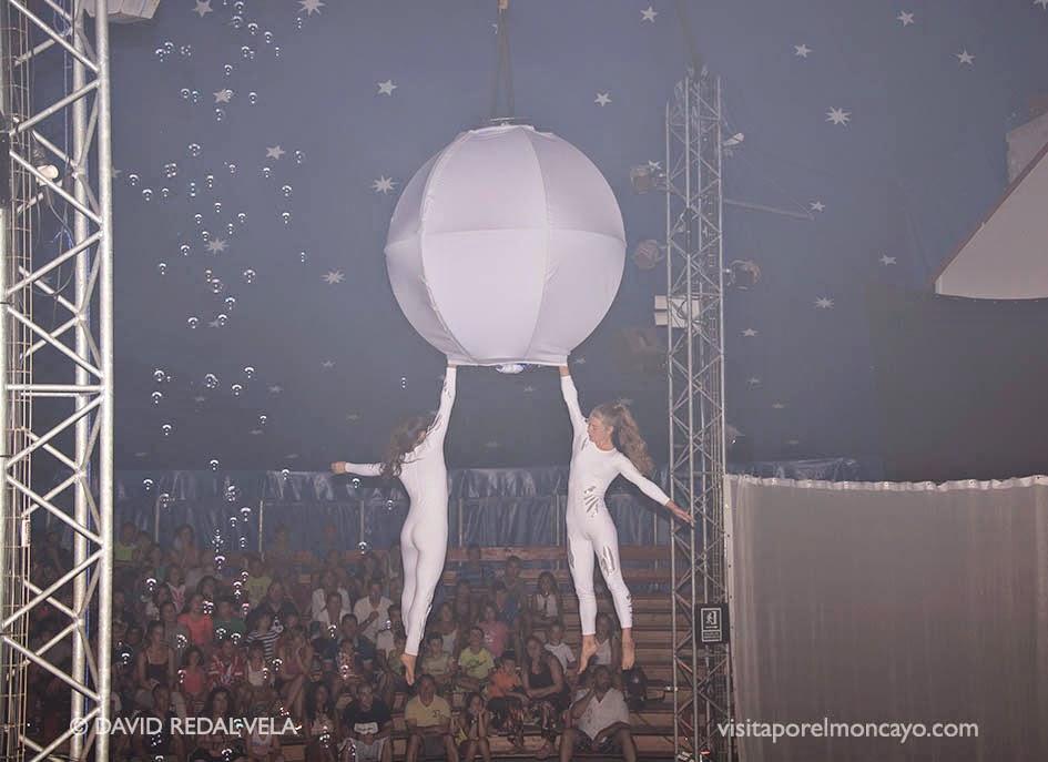 Sendaviva Parque Acrobacias Circo