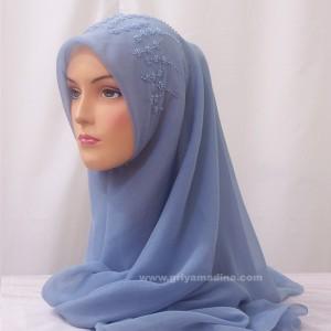 Gambar Jilbab Segi Empat Terbaru