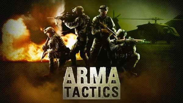 Arma Tactics v1.3218 Apk + Data Mod [Unlimited Money]