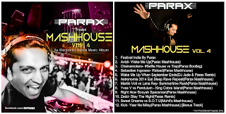 PARAX MASHHOUSE 04 - AN ELECTRONIC DANCE MUSIC ALBUM