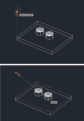 Penggunaan Cahaya Spotlight