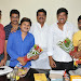 Maa President Rajendra Prasad Felicated by Tammineni and Others-mini-thumb-5