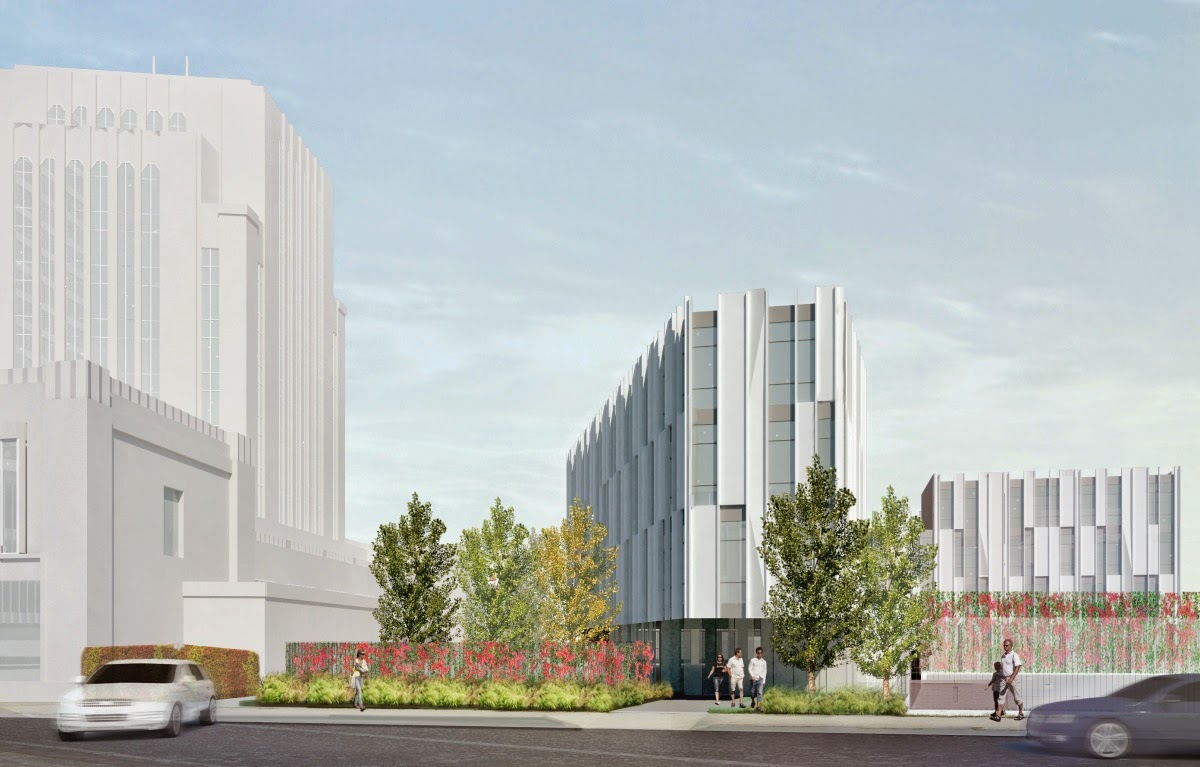 Building Los Angeles Miracle Mile Apartment Complex Re Revealed