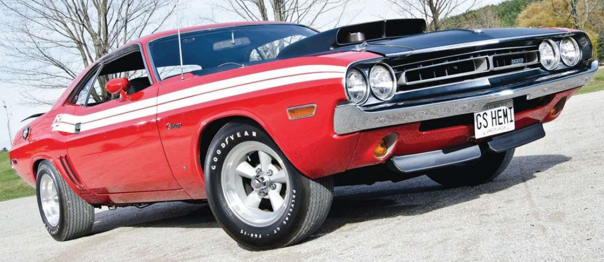 automotive europe: DEALER-SPECIAL MUSCLE CARS FEATURE IN US AUCTION