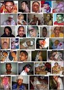 ضحايا القمع المغربي