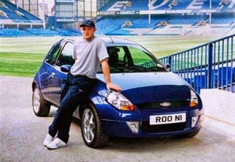 Mobil Paling Unik Milik Pemain Sepakbola
