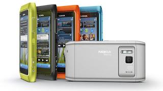 Ponsel Nokia N8