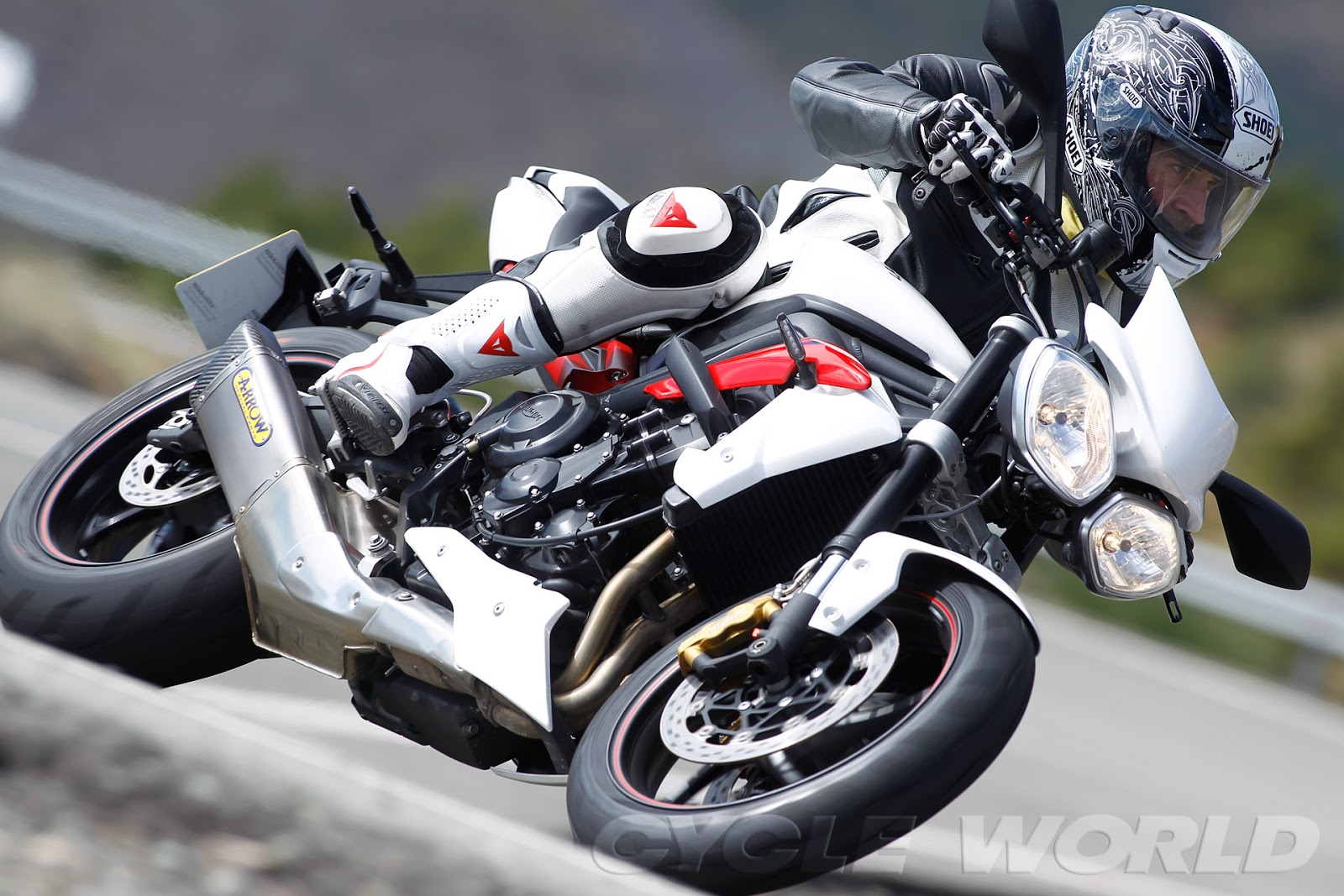 2013 triumph street triple r first ride angeles brothers cycles. Black Bedroom Furniture Sets. Home Design Ideas