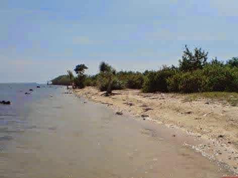 Gambar atau Foto Wisata Pantai Awur Jepara