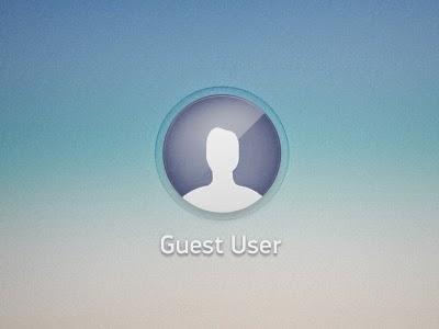 Cara Mengubah Guest Windows 8 Menjadi Admin