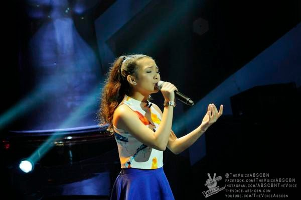Demie Fresco sings 'Ikaw' on 'The Voice of the Philippines' Season 2