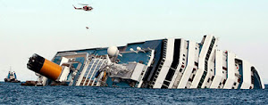 Cruse Ship, Costa Concordia