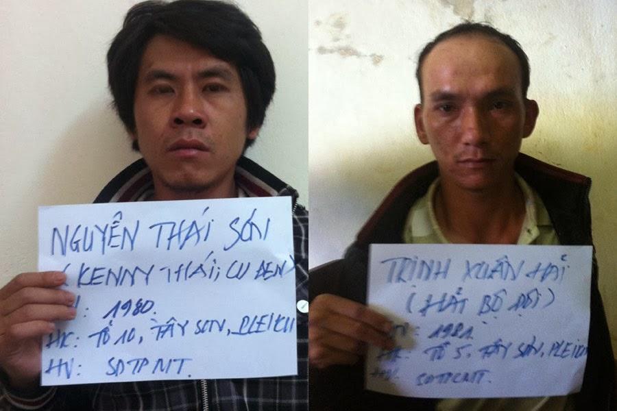 TP Pleiku: Công an phường Tây Sơn liên tiếp phá án