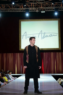 Amir Adnan Showcases at IPPA and LAPD Fashion event at Belasco CA
