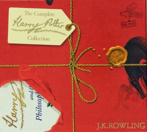 The Complete Harry Potter Collection by J.K. Rowling