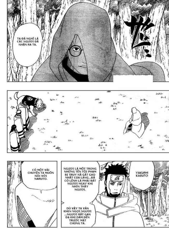 Naruto - Chapter 356 - Pic 5