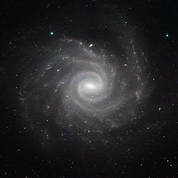 Galaxia espiral NGC 7727