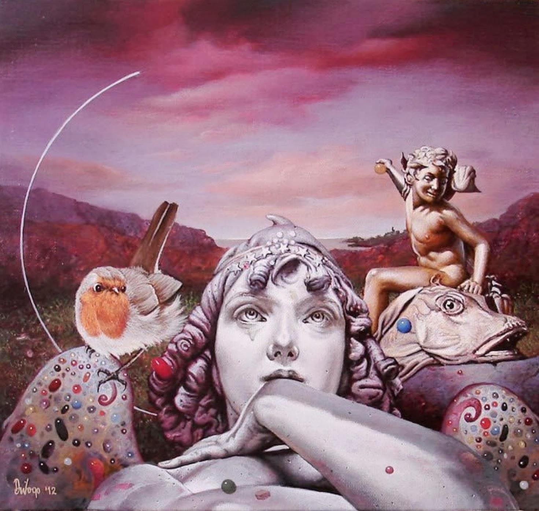 pintor-surrealista