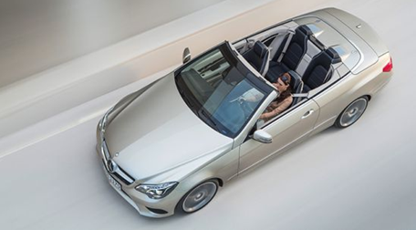 silver colour 2014 mercedes benz e-class coupe