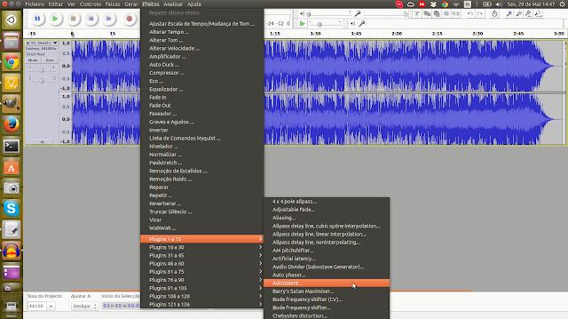 Auto-Tunes para Linux