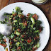 Cauliflower and cranberry salad recipe