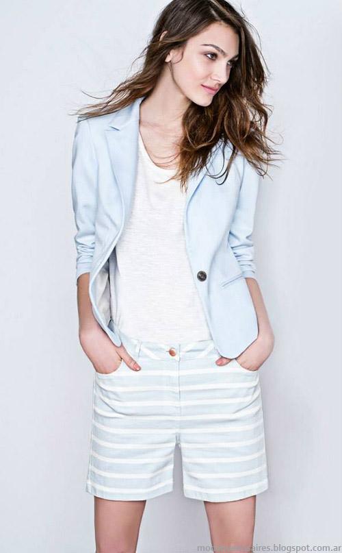 Moda primavera verano 2015 ropa de mujer, colección Portsaid primavera verano 2015.