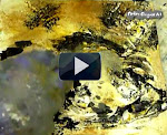 Working with Gold Acrylic Paint in Abstract Art Paintings.