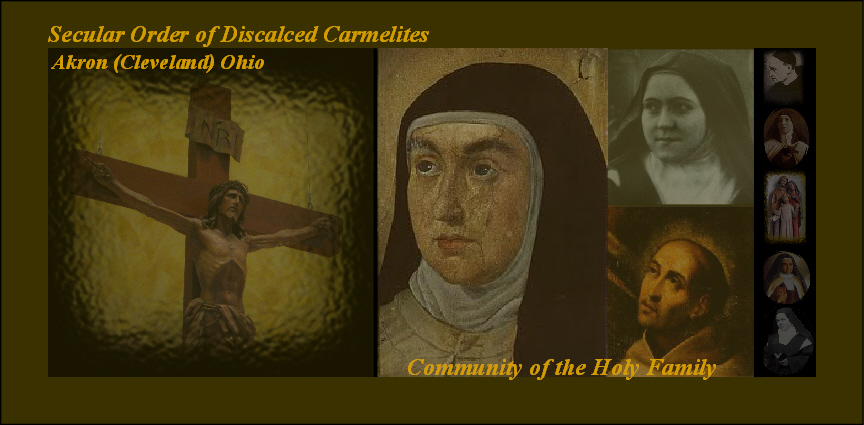 OCDS Community of the Holy Family