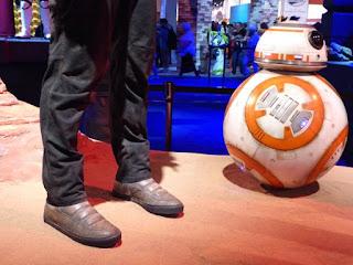 Star Wars Force Awakens Finn costume shoes