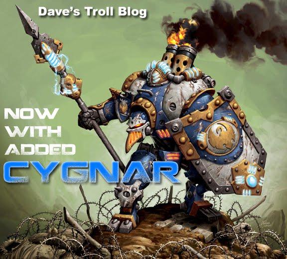 Dave's Troll Blog
