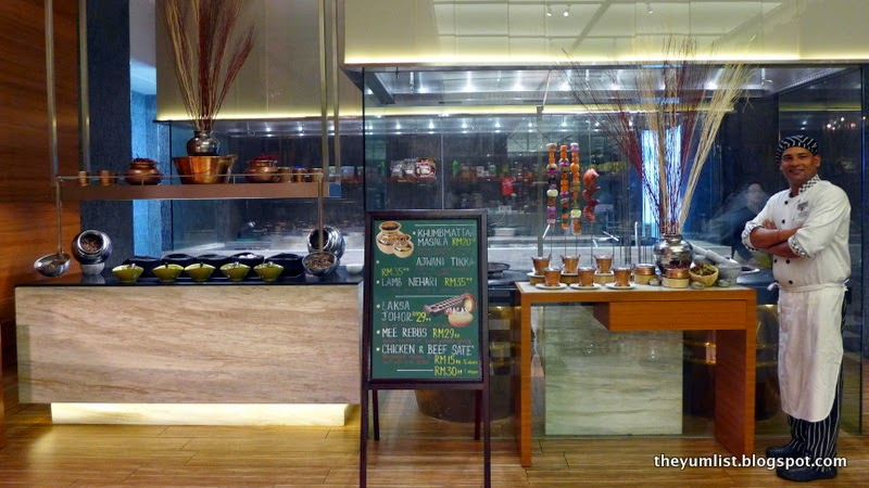makan kitchen, jb, buffet