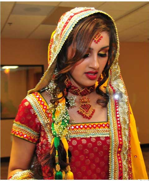 Wedding Dresses 2013 for Girls in Pakistan