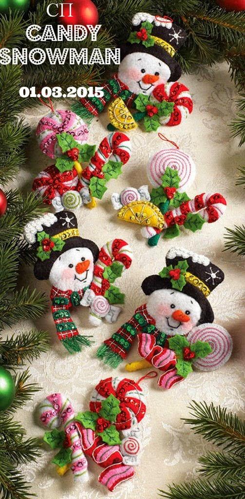 "СП ""Candy Snowman"""