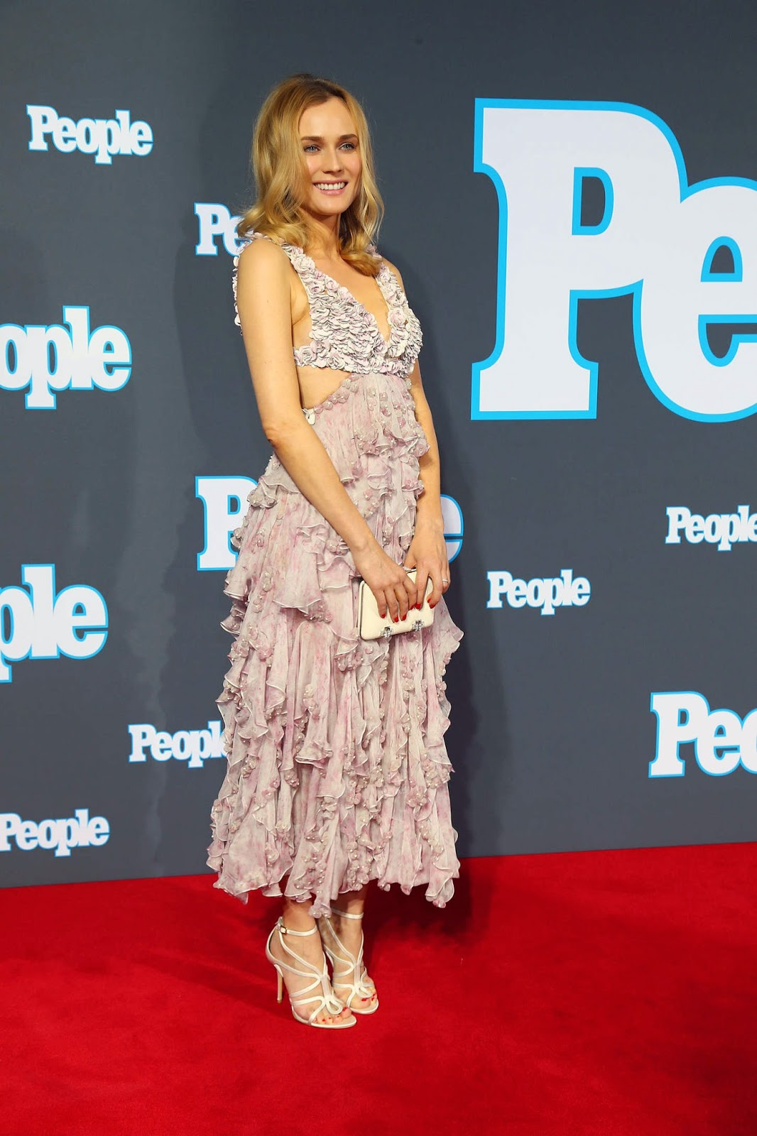 Diane Kruger – People Magazine Germany Launch Party in Berlin