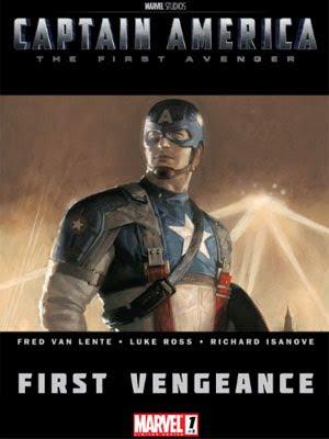Capitán América - Cómic #1 - First Vengeance