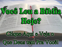 Leia e Estude a Bíblia!
