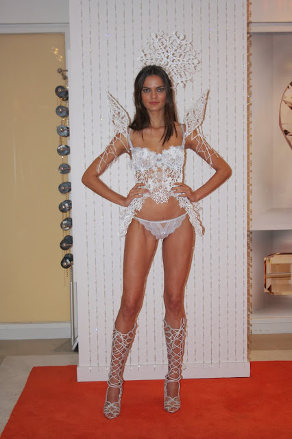Swarovski's 3D Printing in the Victoria's Secret Fashion Show