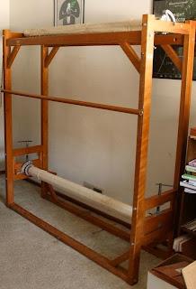 assembled loom