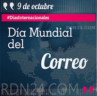 Día Mundial del Correo #DíasInternacionales