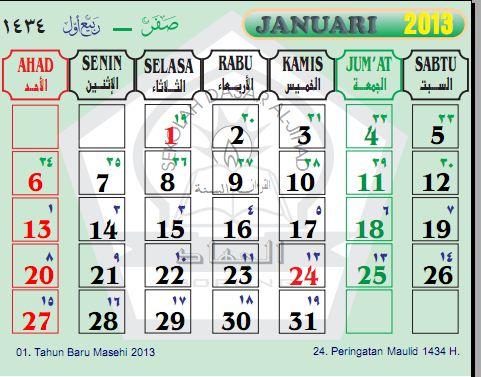 cetak kalender tahun 2013 harga kalender isi 12 lembar rp 12 000 min