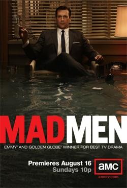 Mad Men - Inventando Verdades 3ª Temporada Torrent Download
