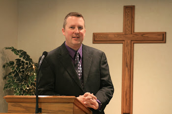 Pastor Wes Gunther