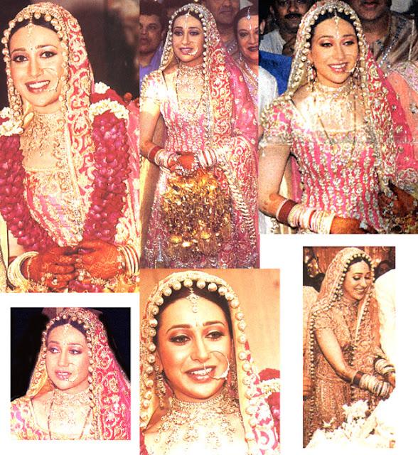 Karishma Kapoor Wedding