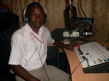 Radio Journalism Student