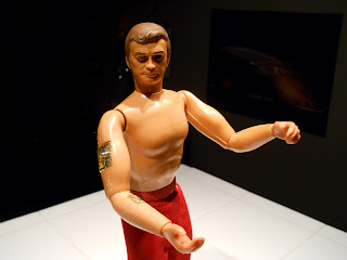 six million dollar man figure