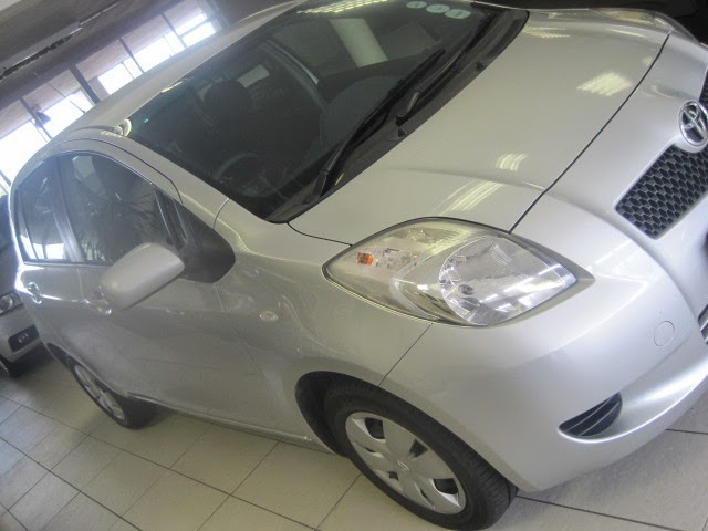 Used Cars for sale in Cape Town  Toyota Yaris T3