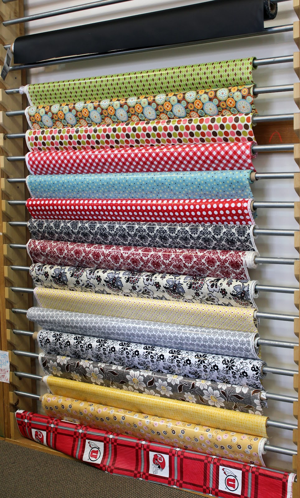 Fabric mill coupons