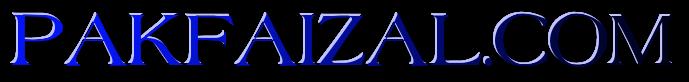 PAKFAIZAL.COM