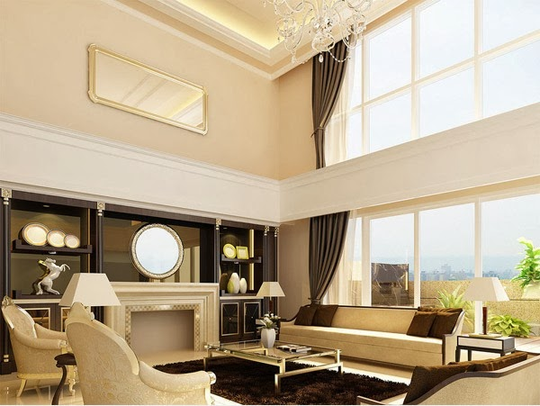 Traditional Living Room Design Modern Style | Exclusive Home Design ...