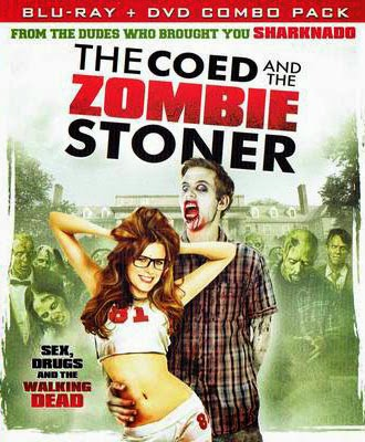 Download - The Coed And The Zombie Stoner (2014)